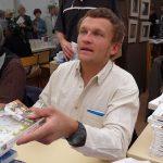 Sylvain Tesson reçoit le prix Nice Baie des Anges 2014