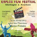 EXPLOS FILM FESTIVAL 2012