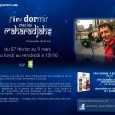 J'IRAI DORMIR CHEZ LES MAHARADJAHS – avec Antoine de Maximy.Série de 10 épisodes de 26′, du lundi au vendredi à 15h10, du 27 février au 9 mars, sur France 5 […]