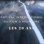 Portrait des 20 ans du Festival International du film d'aventure de Dijon