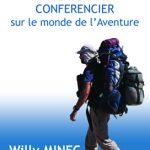 Entretien avec Willy Minec : entre Aventures et Expéditions