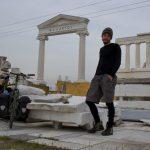 Raphaël CHEVALIER : de Paris à Dehli, en vélo…