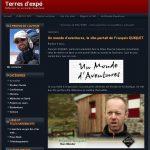 Un Monde d'Aventures sur Terres d'Expé de Willy Minec