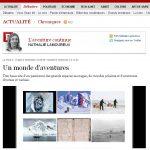 Un Monde d'Aventures sur Le Point !