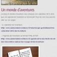 Un Monde d'Aventures est à l'honneur sur RandoZone, le site de la Randonnée et du Trek Découvrez RandoZone :http://www.randozone.com/ et son blog :http://blog.randozone.com