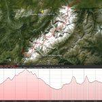 Mont-Blanc Crossing 2012 par Kilian Jornet