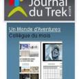 Un Monde d'Aventures est à l'honneur sur le Journal du Trek, dans la rubrique «Collègue du mois».