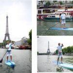 Laird Hamilton – La légende du surf sur la Seine