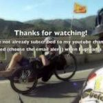 «Starting at the End» ou la Californie en tricycle couché