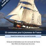 «La Nouvelle Odyssée» du 3-mats d'exploration La Boudeuse