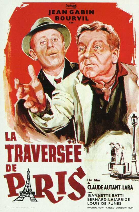 [Jeu] Association d'images - Page 6 078+-+1956+-+LA+TRAVERSEE+DE+PARIS1