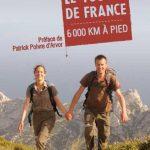 Sortie du livre d'Aurélie et Laurent sur leur Tour de France, 6000 km à pied