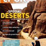 Trek Mag No 145 (octobre 2012), Spécial Désert