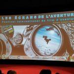 1er jour des Ecrans de l'Aventure 2012, le festival international du film d'aventure de Dijon