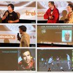 Les interviews des Ecrans de l'Aventure 2012