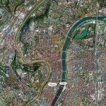 Kayak : La traversée de Lyon 2012