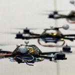 Incroyable : des robots hélicoptères miniatures !