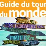 Tout ce qu'il faut savoir pour préparer son Tour du Monde