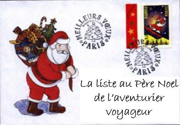Liste au Père Noel