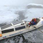 Passage du Nord Ouest à la rame, 1ière mondiale Eté 2013
