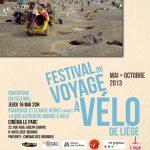 Festival du voyage à vélo de Liège 2013 avec Roule ta Bosse