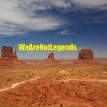 We Are Not Legends, un voyage initiatique d'Hélène et Michel