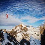 Walk'in The Sky, une nouvelle websérie de highline dans les Alpes