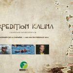 Nouvelle expédition 2014 de Jean Christophe DUREL : La traversée de la caraïbe en pirogue