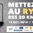 ON SE PREPARE POUR LES 20KM DE PARIS… Plus que quelques semaines avant le départ d'une 36ème édition de folie… Petit rappel, cette année les 20 km de Paris seront […]
