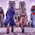 Toiturophilie et Urbex avec Assassin's Creed en réel dans Paris