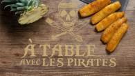 « A table avec les pirates » nous invite à voyager à travers 15 recettes et leurs variantes qui sont associées à des anecdotes historiques sur les pirates et flibustiers. […]