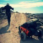 Tentative de première mondiale française : Traversée du Désert de l'Atacama en autosuffisance par Charles Hedrich et Sylvain Bazin