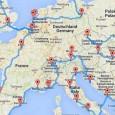Randy Olson, un doctorant en informatique à l'université de Michigan (États-Unis), vient de publier l'itinéraire idéal pour un «road trip» parfait à travers l'Europe. Il avait déjà publié, quelques semaines […]