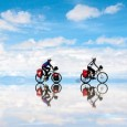 Cécile et Cyril (sellesetpoivre.com) pédalent sur le salar de Uyuni, janvier 2015. Le vélo est la meilleure manière de voyager, tous ceux qui en ont l'expérience vous le diront. C'est […]