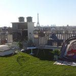 Le jour où j'ai failli camper sur les toits de Paris