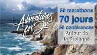 En 2016, Julien Moreau, 27 ans, Breton,va tenter un tour de Bretagne en courant, 50 marathons; 50 conférences, le tout en 70 jours. L'objectif de ses projets de sport aventure […]