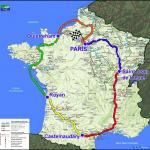 Premier Tour de France à la rame, la nouvelle expédition 2016 de Charles Hedrich