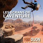 Découvrez la programmation officielle de la 25ème édition des Écrans de l'aventure de Dijon