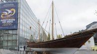 L'Institut du monde arabe accueille les «Aventuriers des mers, de Sindbad à Marco Polo» Exposition «Aventuriers des mers» à l'IMA. Le boutre Nizwadevant l'Institut de monde arabe (IMA / THIERRY […]