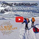 Retour en video sur mon expédition hivernale sur la côte Est du Groenland en ski-pulka à la découverte du monde Inuit
