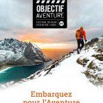 Lancement de la 3e édition du festival «Objectif Aventure», le festival du film d'aventure de Paris du  27 au 29 janvier 2017