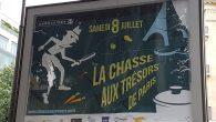 Bienvenue à la Chasse aux Trésors de Paris 2017 ! Organisée depuis 2005, la Chasse au Trésor de Paris sera placée sous le signe du goût le 8 juillet de […]
