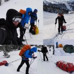 """3 jours sur les hauts-plateaux du Vercors en mode """"raid nordique"""""""
