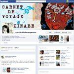 Portrait d'Aurélie Pedrajas, une Globe-Croqueuse en route pour le Burkina Faso