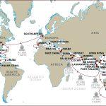 Tour du monde de 107 jours à bord du Queen Elisabeth