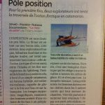La Voie du Pôle – Première tentative de traversée à la voile de l'Océan Arctique