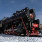 LE TRANSSIBERIEN : MOSCOU – VLADIVOSTOK 9 298 km