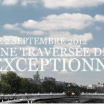 La traversée de Paris à la nage
