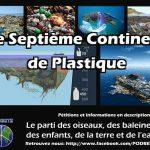 Le septième continent de plastique