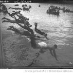 L'histoire de la traversée de Paris à la nage